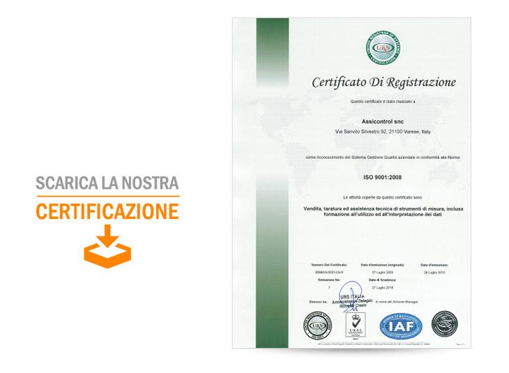 dowload-certificazione